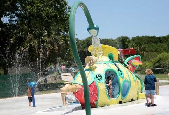 Hanna Park Water