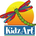 KidzArt Birthday Parties logo