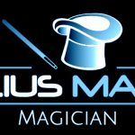 JULIUS MAGIC - Magician logo