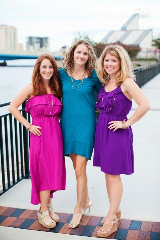 Jena, Mary Lauren, & Liz