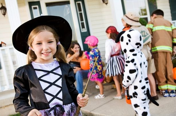 Trick or Treating in Jacksonville