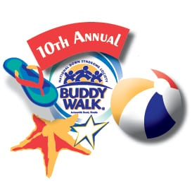 buddy walk logo