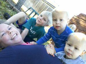 Tattersall Family Photo