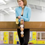Let's get fit with the Shannon Miller Foundation!