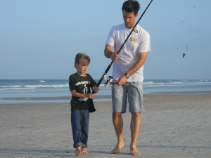 Enjoying Jacksonville Beaches