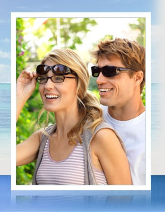 201bdb20ae2 Dioptics also touts a clip on lens that offers the same protection as the Fit  Over Sunglasses just without an actual frame. This option essentially turns  ...