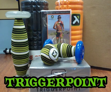 Trigger Point Therapy at JRC