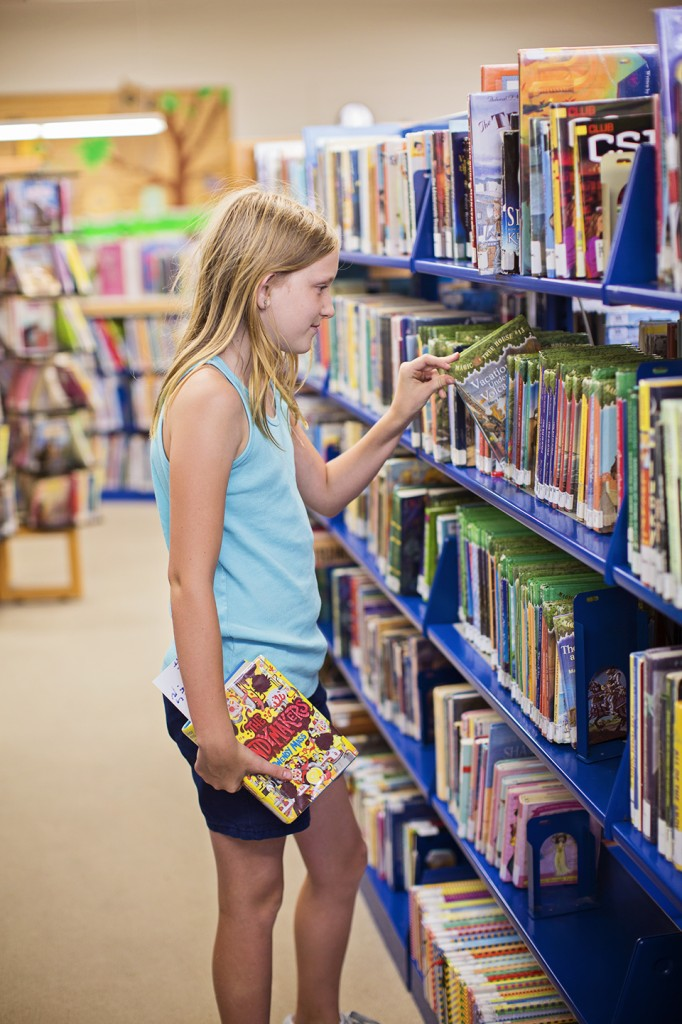 Bucket List- Visit a new library!