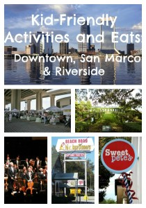 activities and eats downtown