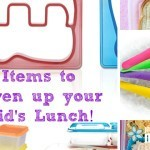 6 Items to Liven up your Kid's Lunch!