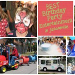 Jacksonville's Best Entertainment for Birthday Parties