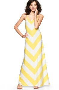 A trendy piece like this Chevron Maxi may not have the longevity you might expect.