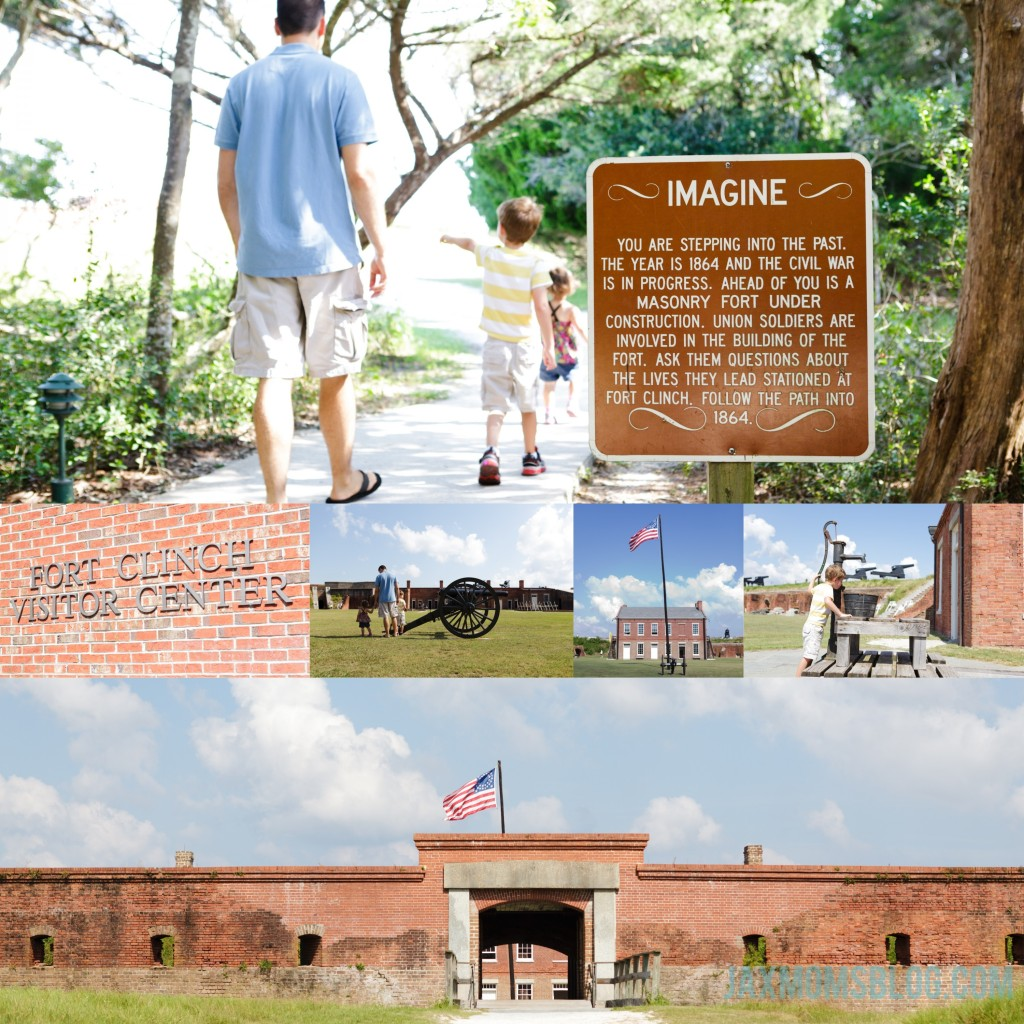 Jacksonville_Day_Trip_Fort_Clinch_History