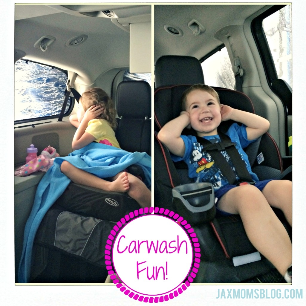 Carwash! School Commute