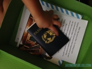 Be prepared by getting your kids a passport.