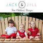 Jack and Jill Fine Children's Designs {Giveaway}