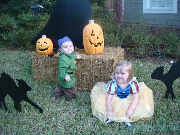 Picking Halloween Costumes
