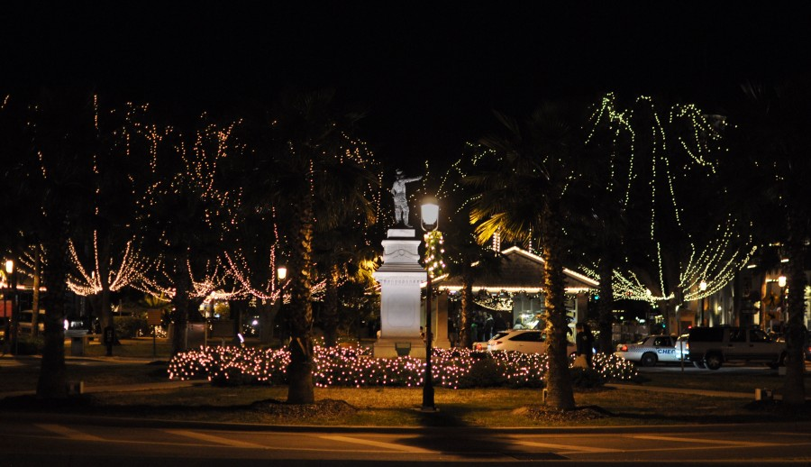 Plaza at St Augustine