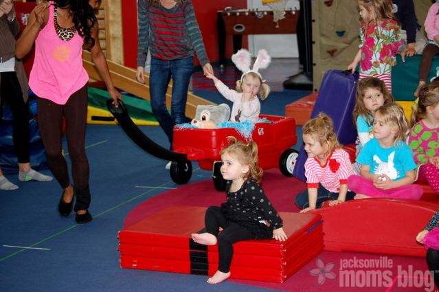 Kate's 2nd Birthday Party of My Gym!