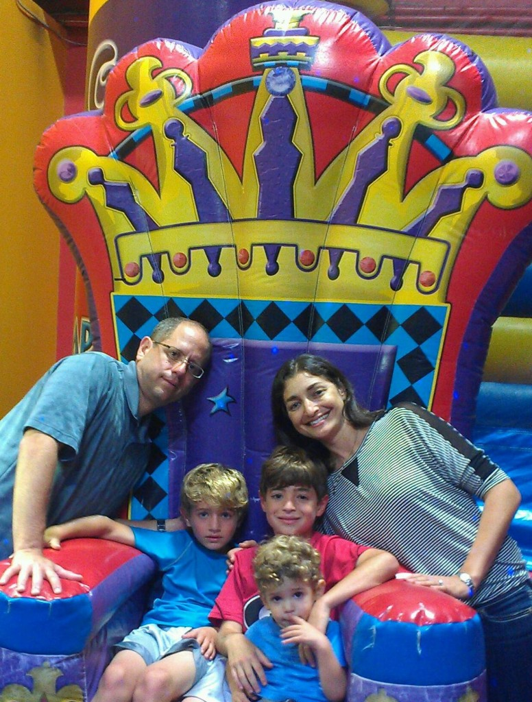 Pump It Up Jacksonville More Than Just Birthday Parties