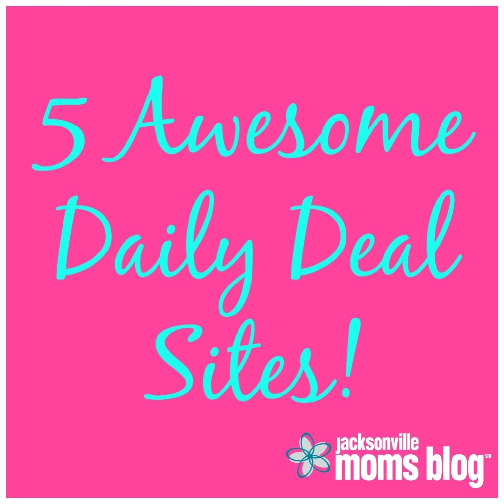 Daily deals websites