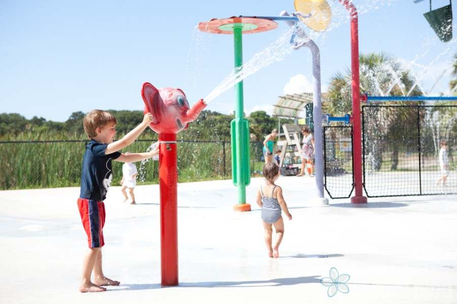 Hannah Park Splash Park