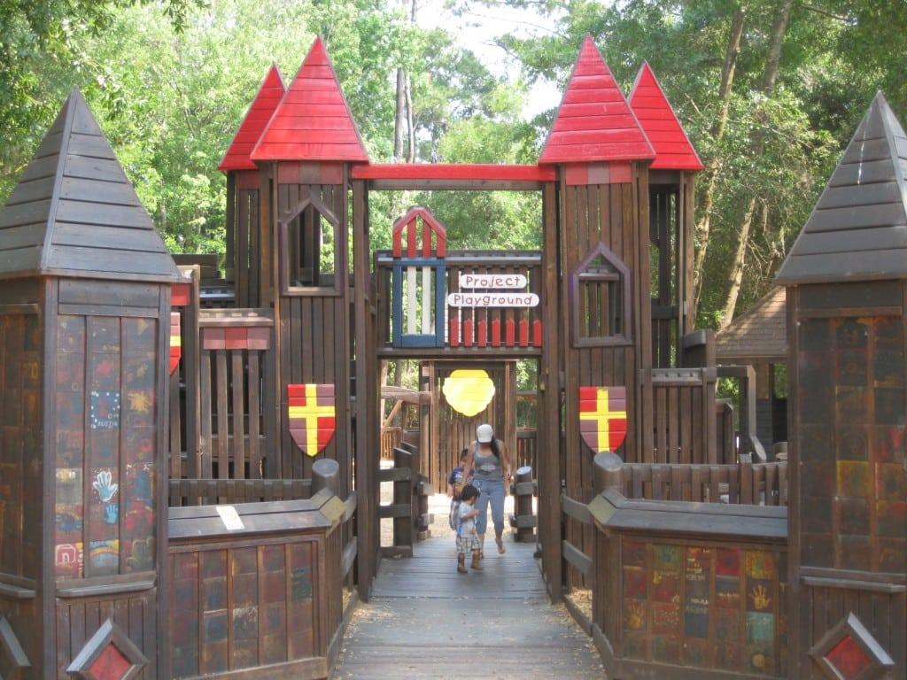 Outdoor Play Jacksonville  Clarke-Park-Playground