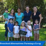 Preschool Alternatives: Forming a Co-op