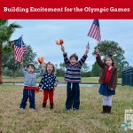 Building Excitement for the Olympic Games