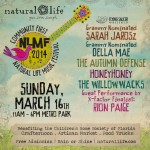 Community First Natural Life Music Festival {Giveaway}