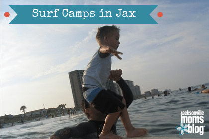 Surf Camps in Jax
