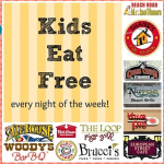 JMB's Kids Eat FREE!