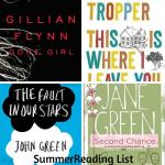 Book Club: My Summer Reading List