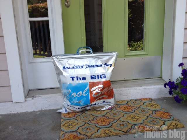 Farm deliveries are easy. Just leave a cooler on your porch.