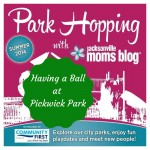 JMB Park Hop Week 4 :: Let's Have a Ball