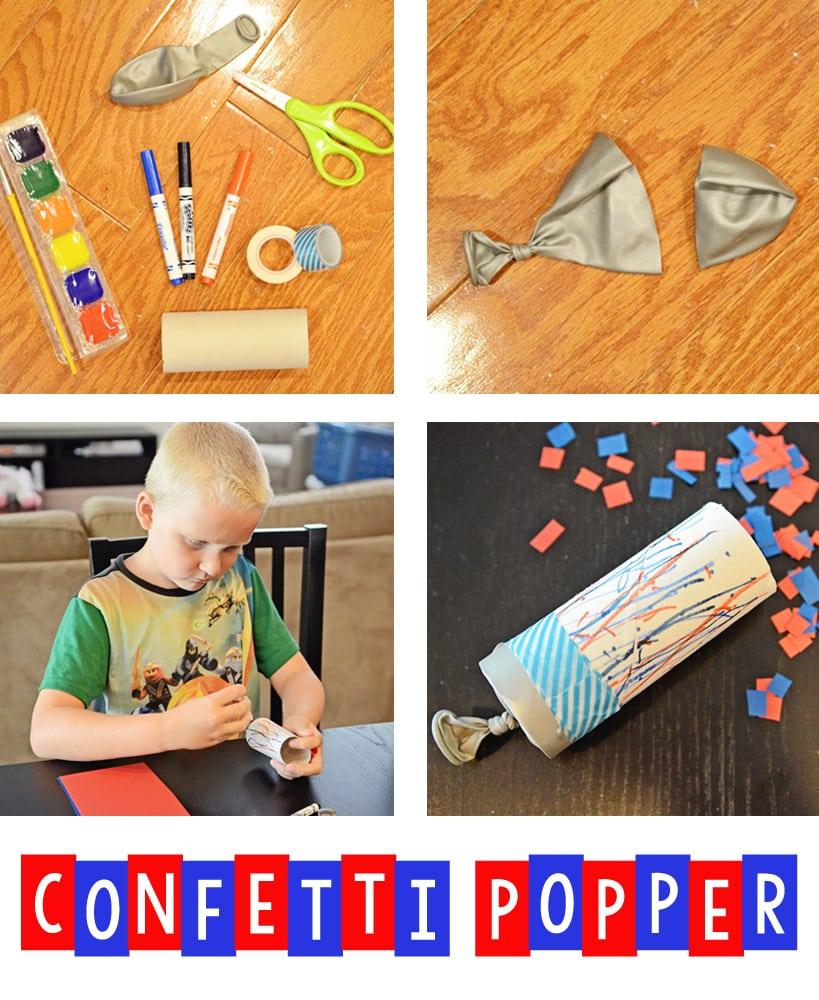 easy 4th of july crafts for kids. Black Bedroom Furniture Sets. Home Design Ideas