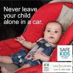 Never Leave Your Child Alone in a Car from Safe Kids