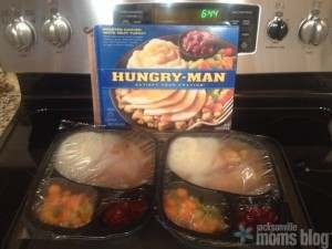 Some Dads May Introduce TV Dinners for Fun