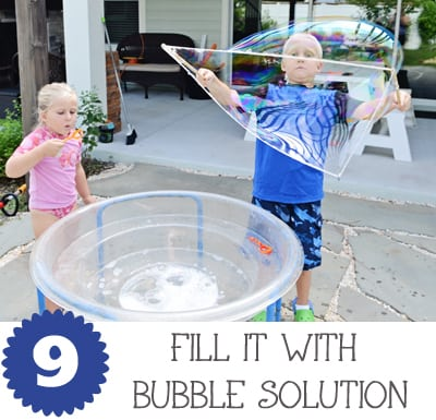 glycerine bubble prac Make the biggest bubbles ever with this homemade giant bubble recipe making homemade giant bubbles has been on our to-do list for a while, but we've been waiting for the perfect weather conditions the weather is really important for making the biggest bubbles that won't pop.