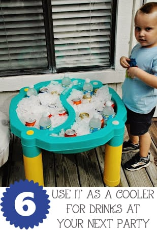 Cooler Water Table JaxMomsBlog