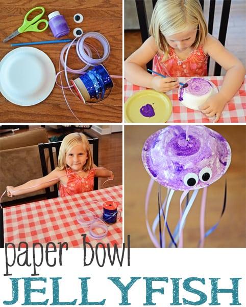 JellyFish Beach Kid Craft Jax Moms Blog