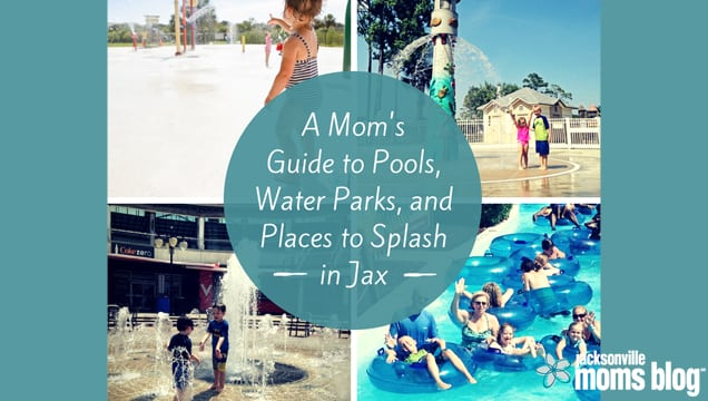 Pools, Water Parks and Splash Pads In Jacksonville