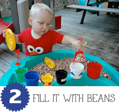 Water Table Beans JaxMomsBlog