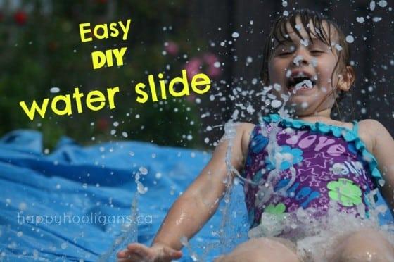 diy-water-slide