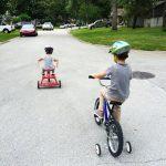 Family Biking Gear & Family Bike Day Save the Date