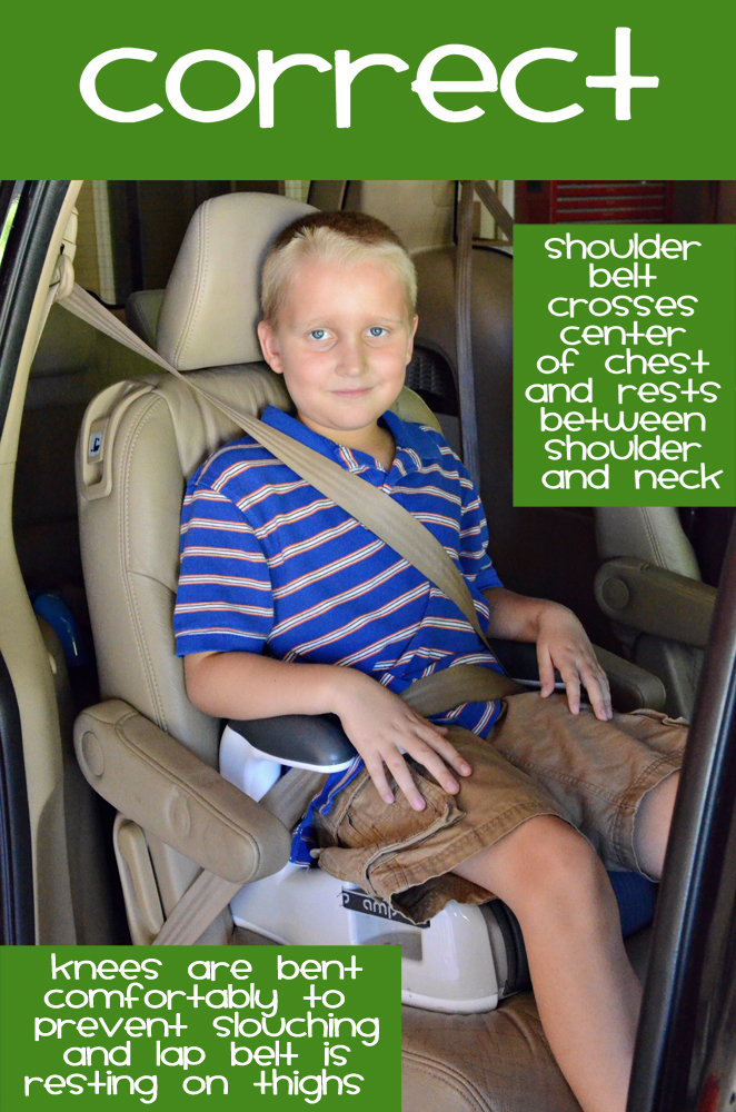 Big Kids Amp Car Seats To Booster Or Not To Booster