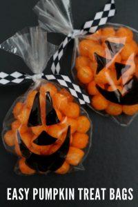 Pumpkin Cheese puffs