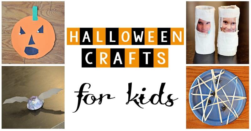 Halloween Crafts For Kids Jax Moms Blog