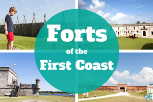 Forts of the First Coast