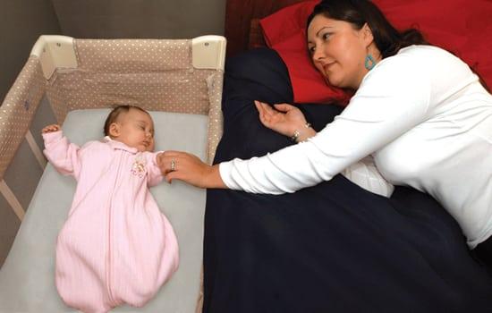 Room Sharing Safe Sleep